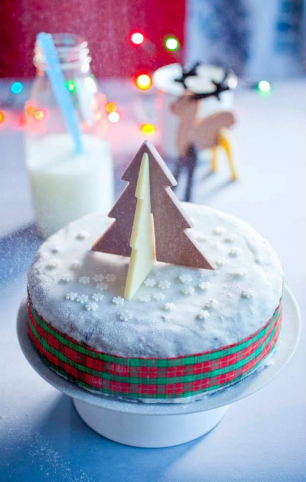 Co za ciacho! Co za dekoracja! :) fot: foodlook