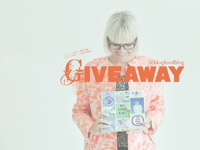 GIVEAWAY / COOKBOOK /  Healthy food without gluten, lactose and sugar