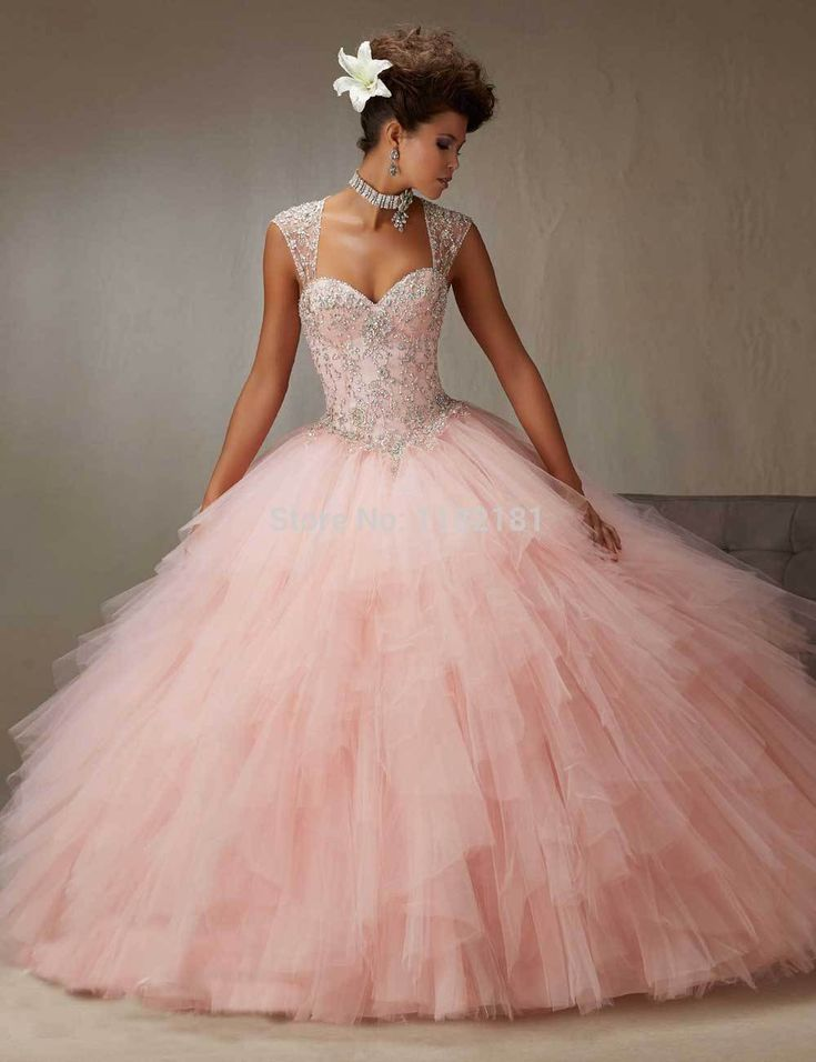 10 Best ideas about Pink Quinceanera Dresses on Pinterest ...