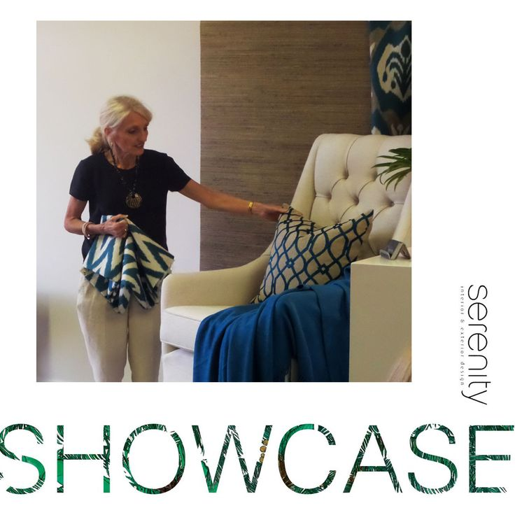 Hands on styling tips with Noelene Triggs :: Serenity Interiors