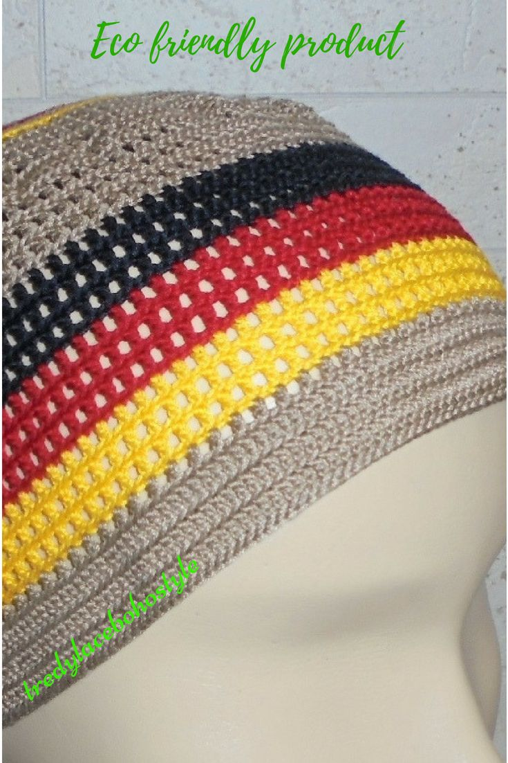 b2b03e80 Germany flag hat Mens beauty-gift Black red yellow hat Germany gift ...