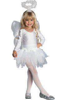Child's Angel Costume Kit, Medium