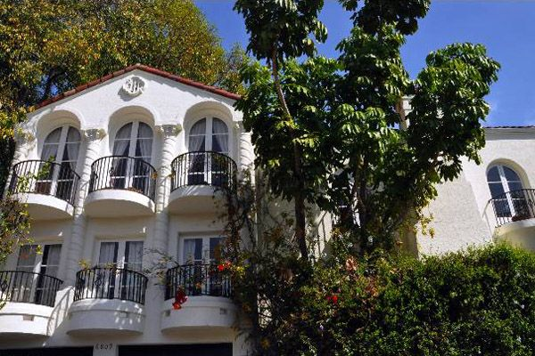 FORMER SPANISH REVIVAL HOME OF 1920'S MOVIE STAR MARIE DRESSLER sunset-strip-real-estate-sale