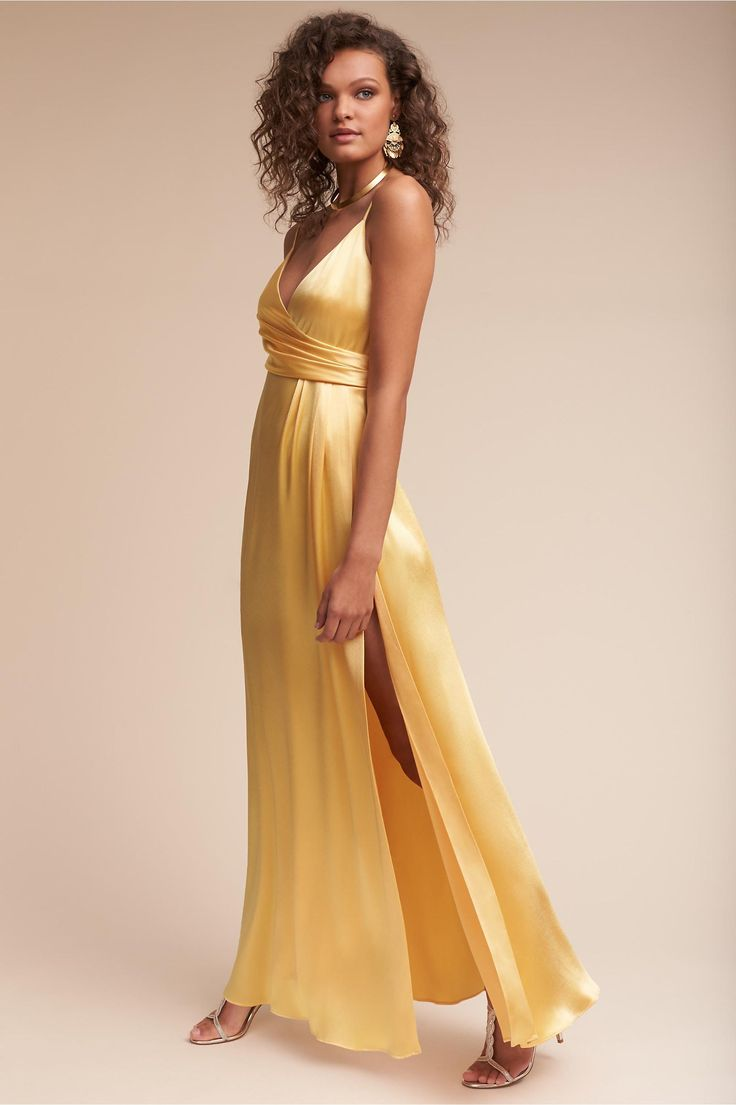 The 25 best mustard bridesmaid gown colours ideas on pinterest yellow bridesmaids dresses from mustard to marigold brides ombrellifo Gallery