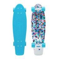 90's Vibes - Penny Fresh Prints Nickel Complete Skateboard
