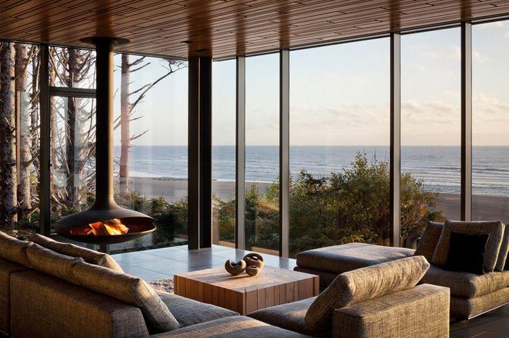 360 House | Oregon Coast | Boora Architects