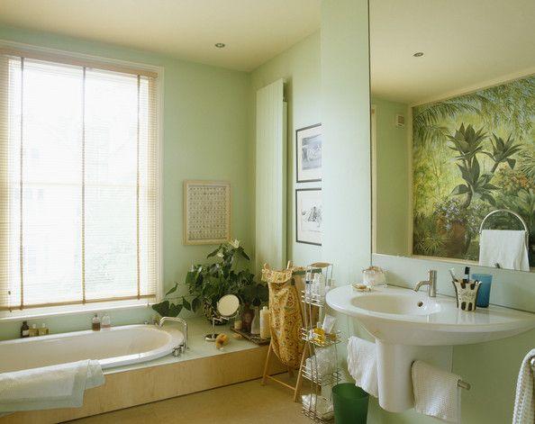 Die besten 25+ Green bathroom mirrors Ideen auf Pinterest Retro - moderne badezimmer ideen regia