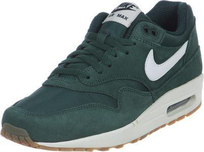 Nike Air Max 1 schoenen groen