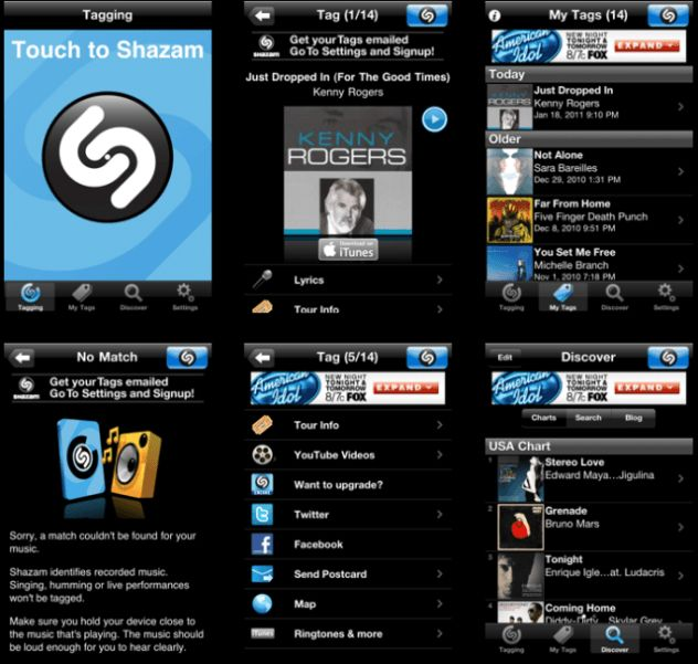Shazam Encore 5.12.2-151214 Final APK is Here! [LATEST]