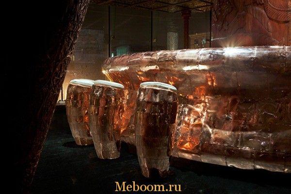 Дизайн интерьера бара Ketel One Vodka в Лондоне « Мебель для Вашего дома