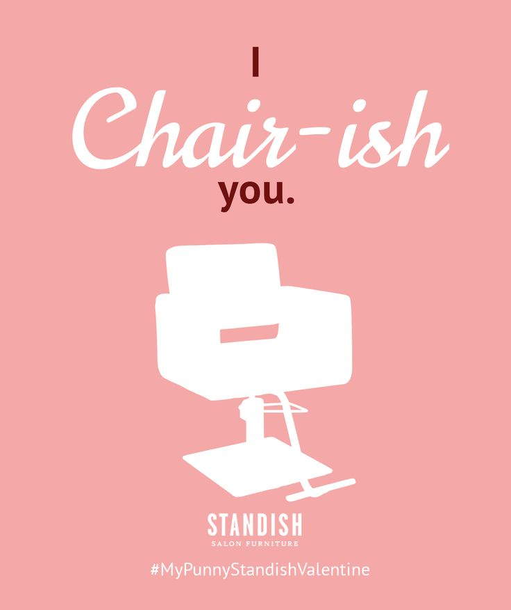 Here are 14 ways to show you chair this #ValentinesDay.