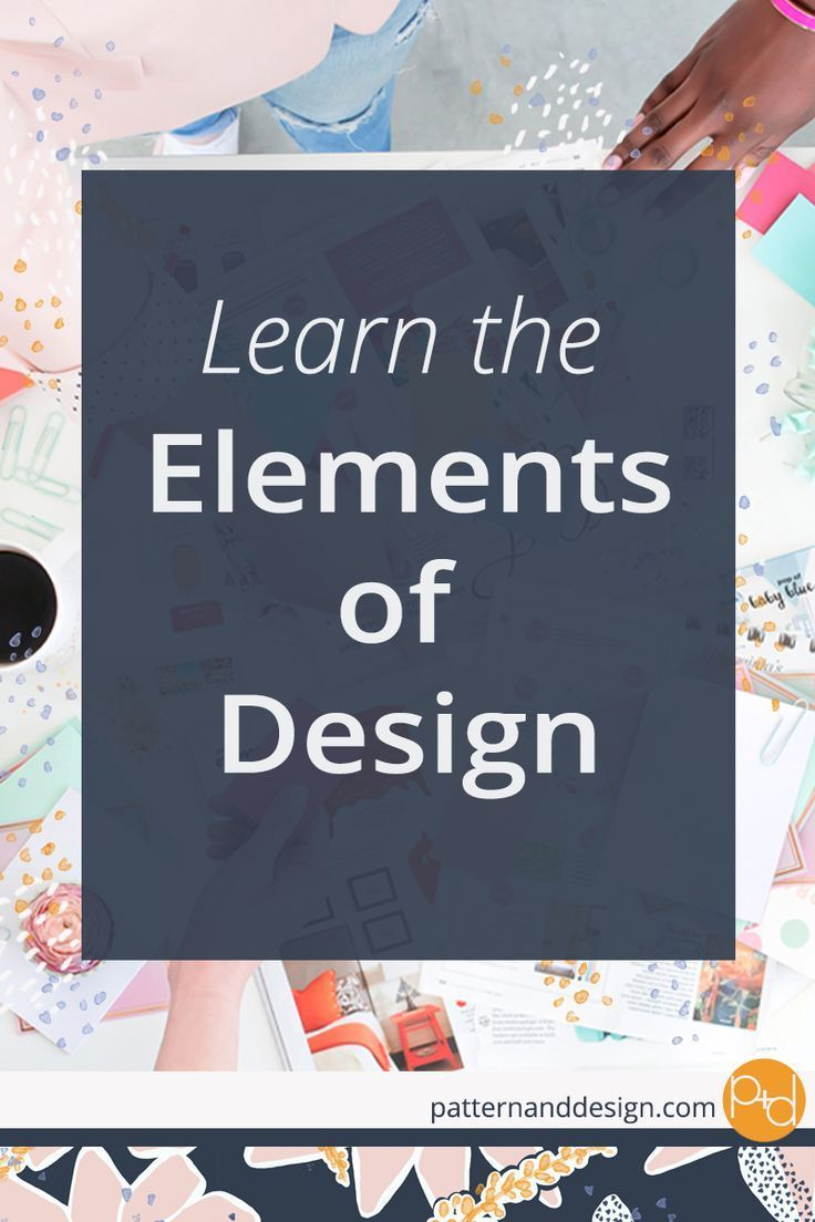 A guide to the elements of design; surface pattern design; textile design; surface pattern repeat