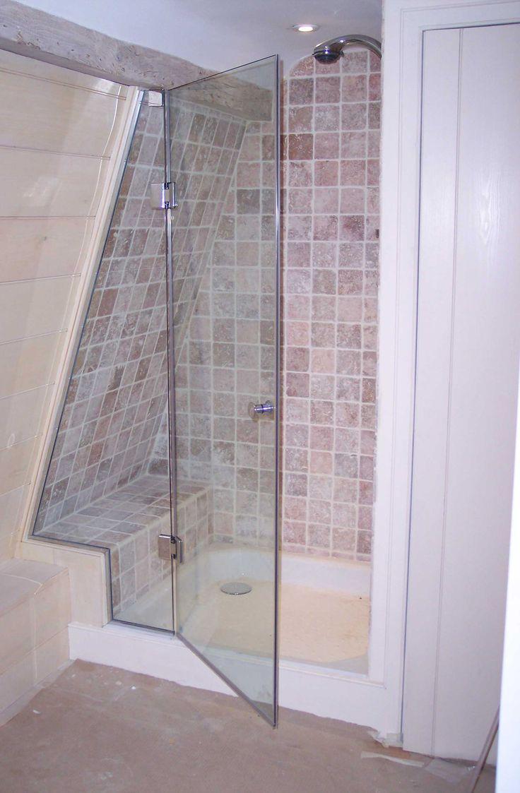26 best Shower images on Pinterest | Glass shower enclosures, Glass ...