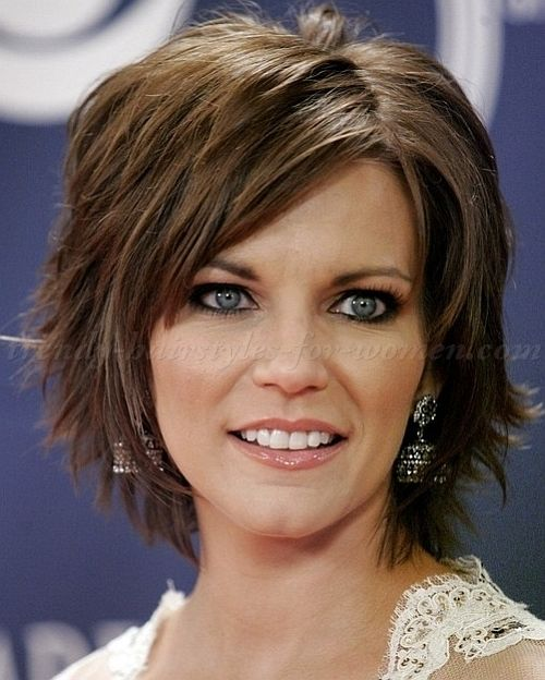 Haircuts for Women Printable | short haircut for women over 50