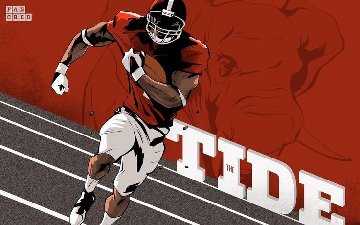 Top Images Alabama Crimson Tide HD Widescreen Wallpapers