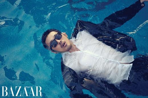 South Korean actor Ha Jung-woo