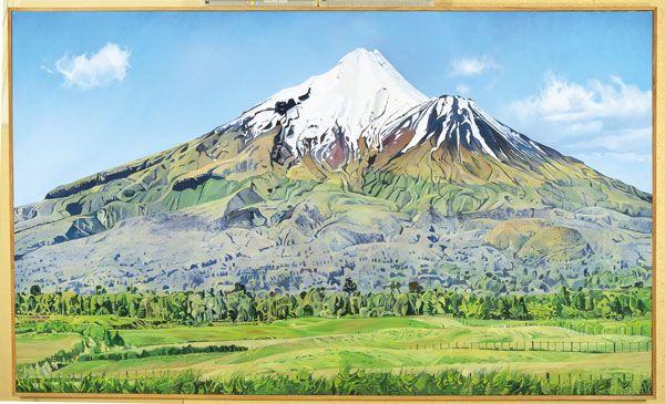 MOUNT TARANAKI : Mariannemuggeridge