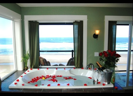 We were voted 2012 #2 Most Romantic Hotel in the United States!! #romantic #fireplace #oceanfront #jacuzzi #starfishmanor