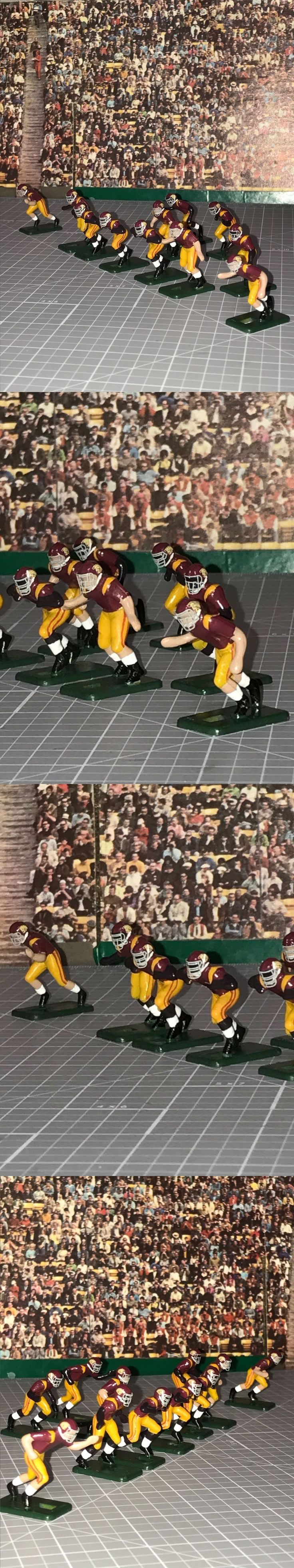 Electronic Games 2540: Tudor Electric Football Game Ncaa Usc Trojans 11 Players W Masks And Straps New! -> BUY IT NOW ONLY: $35 on eBay!