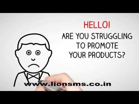 How To send Bulk SMS Chennai - www.lionsms.co.in