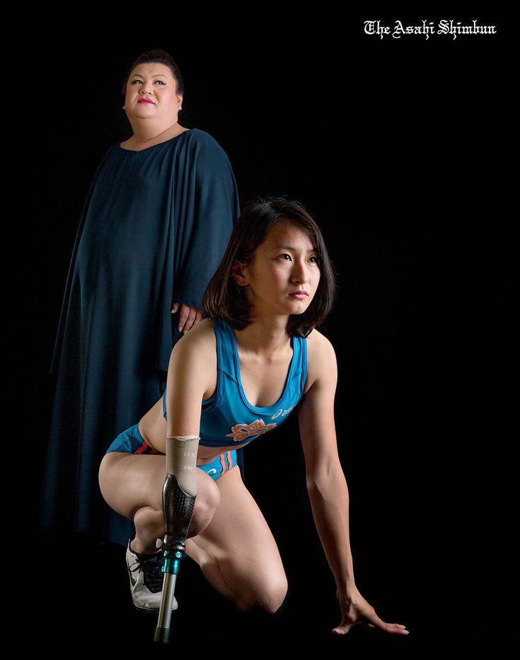 辻沙絵パラリンピック女子スプリンターとマツコ・デラックス