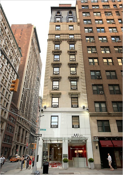 The MAve Hotel in New York City