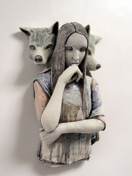 17 Best ideas about Ceramic Sculptures on Pinterest | Clay ...