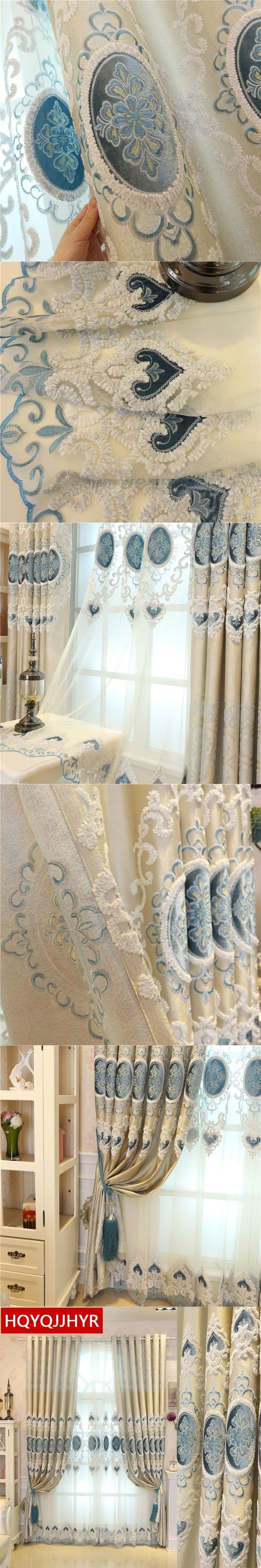 Best 3D Scenery Blackout Curtains Online Europe Custom Made