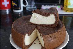 Вкуснейший шоколадный пирог с творогом. Получится даже у новичка-кондитера! | Таки Вкусно