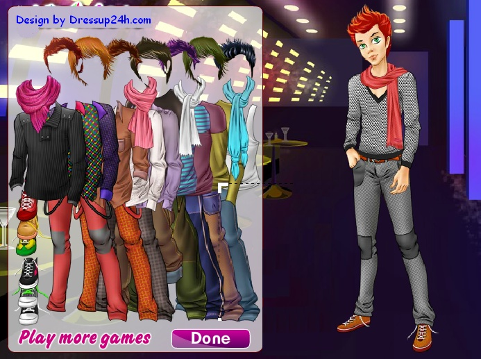 10 Best Images About Boy Dress Up Games On Pinterest