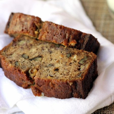 Moist but not gooey, nutty and full of flavor but not like a spice cake, sweet but not too sweet . It's great an keeps well in the fridge. I