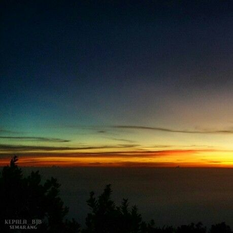 Sunrise, mount lawu, #indonesial
