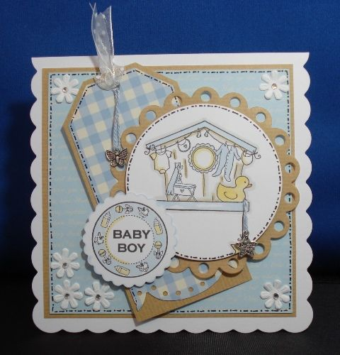 Designed by Gaynor Bloor for Little Claire
