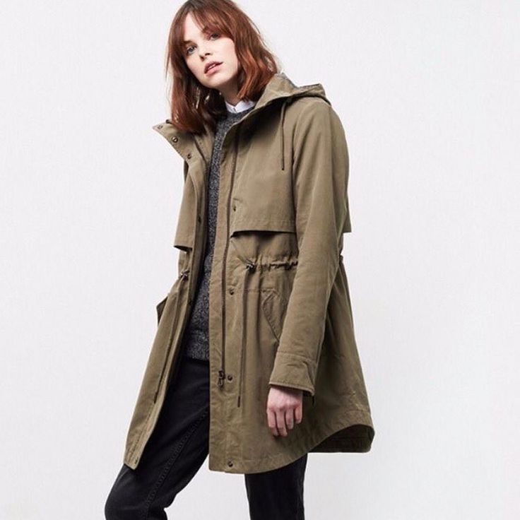 cocaranti | The khaki addiction satisfied again with this perfect light weight parker coat by @parkalondon the Freya essential trans paker in soft green👌🏼is in store & on line #Cheshire #boutique #style #wiwt #love #blogger #celebstyle #stealmystyle #instastyle #ontrend #lovewantneed #designer #jeans #styleadvice #knutsford #ootd #fashionlover #parka
