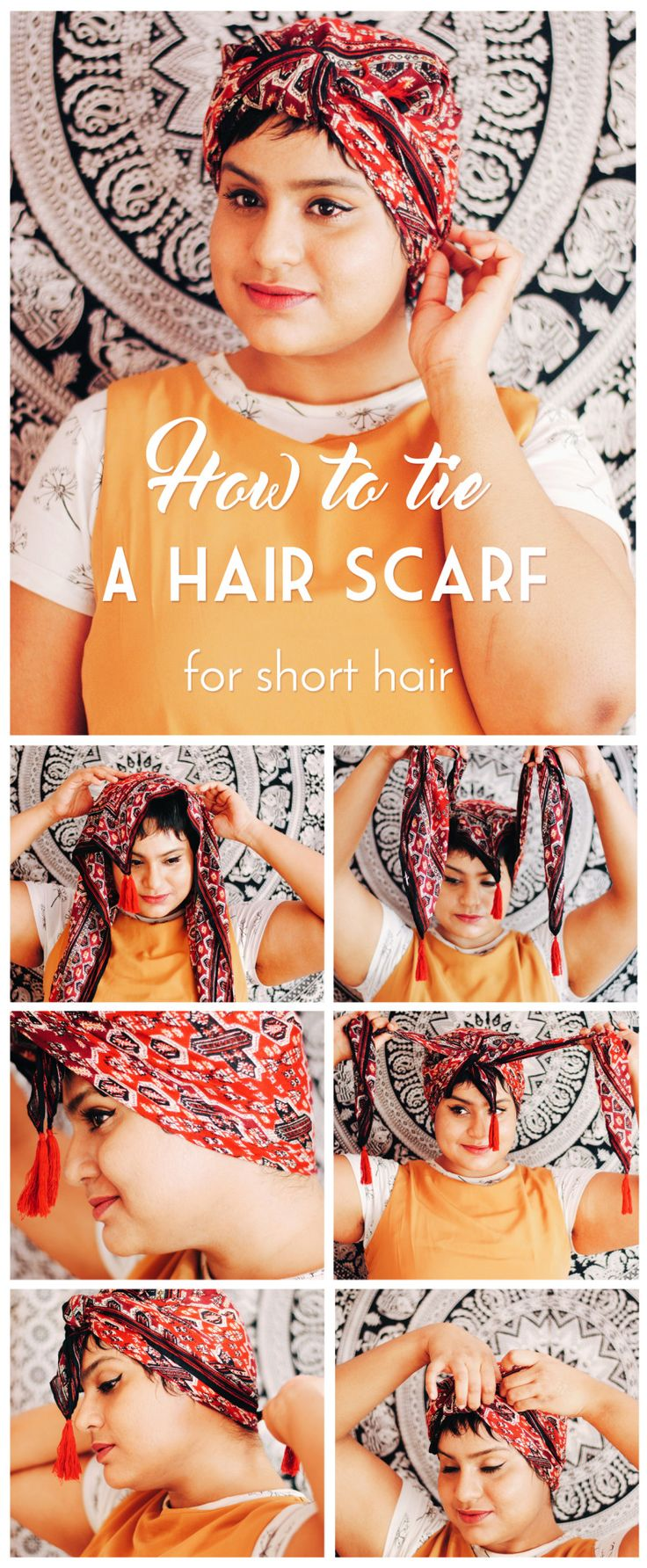 Short hair is amazing but it can sometimes be a pain to style. I've been borrowing my bff's styling wax recently to keep my pixie in shape, but there are some days when it just refuses to be tamed and...