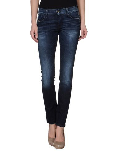 DIESEL Jeans $153 #yoox- Diesel jeans r my fav, I've got one pair from Marshall's that I'm getting to thick for :(
