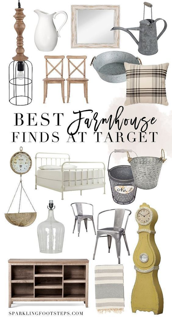 Best Farmhouse Decor Finds At Target Fixerupper Joannagaines