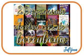 ©JufYvon: Kinderboekenweek 2017: 20 spannende boeken voor de bovenbouw