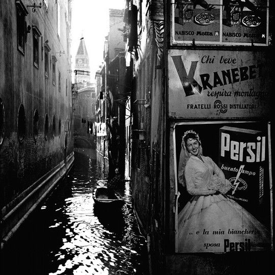 Nino Migliori Venezia 1958 Bologna, Archivio fotografico Nino Migliori