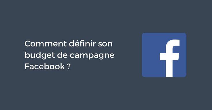 De nombreux Community Managers hésitent sur le montant qu'ils doivent investir pour mener à bien une campagne Facebook Ads. Bien entendu, le montant doit être établi de manière stratégique, en fonction de vos objectifs, pour vous assurer d'obtenir un retour sur investissement positif.Pour vous aider à y voir plus clair, voici des aspects concrets à