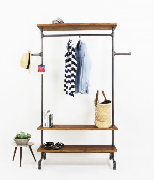 Kleiderstander Kleiderstangen Garderoben Und Regale Im Industrie
