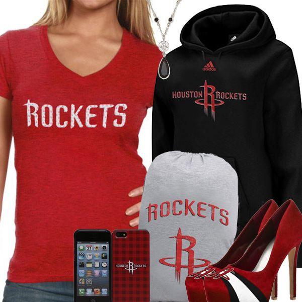 Cute Houston Rockets Fan Gear