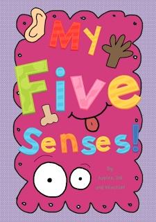 My Five Senses for kindergarten - FREEBIE!
