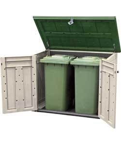 New Keter XL Garden Store It Out Storage Box   8316   Save £