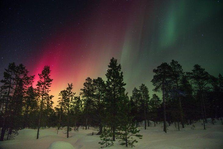 Het noorderlicht komt regelmatig voor in de meest noordelijke landen zoals Zweden en Noorwegen. Maar ook in Nederland is het mogelijk om...