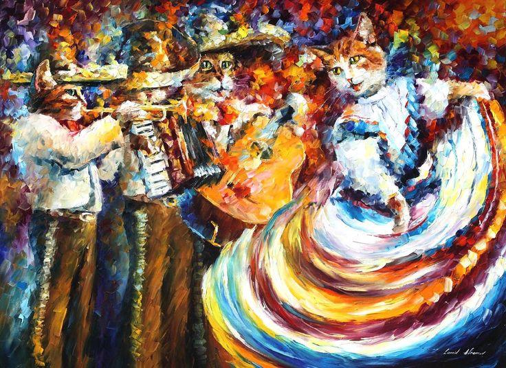 636 Best Images About Artist Afremov Leonid On Pinterest