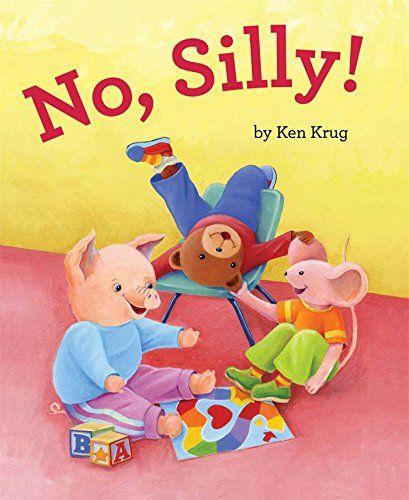 No, Silly! by Ken Krug http://www.amazon.com/dp/1481400665/ref=cm_sw_r_pi_dp_HlOivb06VQMK8