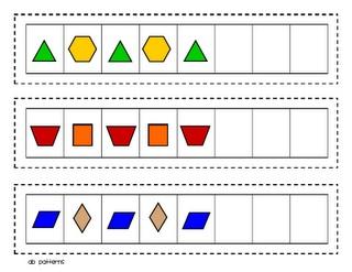 129 best images about Patterns Unit on Pinterest | Math patterns ...