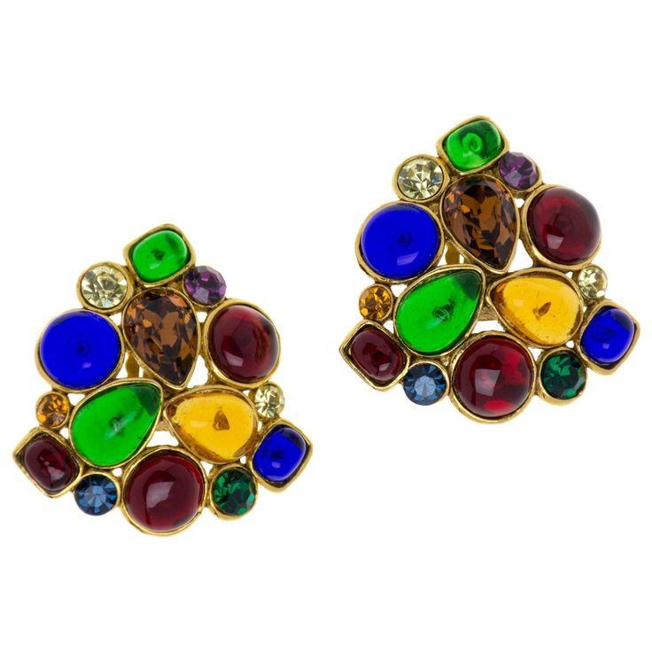 Earrings   Chanel   Catchys