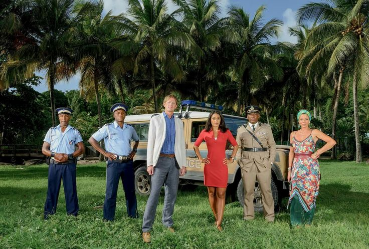 Death in Paradise series 6!!! COMING SOON